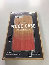 """New Recover Real Bambo Wood Case for iPhone 6 6S 4.7"""""""