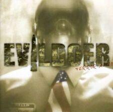 EVILDOER-TERROR AUDIO-CD-slayer-the haunted-exodus-thrash-metal
