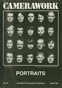 Camerawork Magazine, Multiple Editions, 3-32, Politics of Photography Journal
