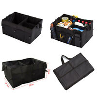 Car storage box waterproof folding container case multifunction car trunk bag fo