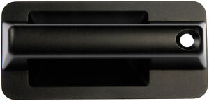 Black Right Exterior Door Handle Dorman 760-5603 Chev Kodiak Gmc Topkick