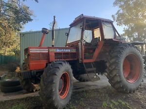 Same 130Hp Tractor