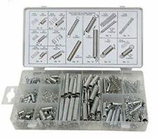 ds Set Kit 200 Pezzi Molle In Metallo A Compressione A Trazione Varie Misure dfh