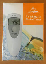 Digital Breath Alcohol Tester Drive Safety New