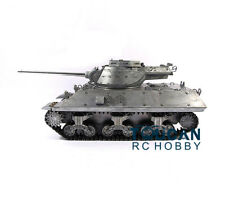 Mato 1/16 Rc Tank 100% Metal Color M36 Destroyer Rtr Infrared Barrel Recoil 1236