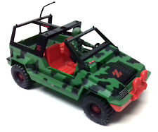 "Vintage 80's Palitoy GI JOE Z FORCE JEEP vehicle for 3.75"" toy figures & BOX"