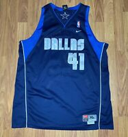 Dirk Nowitzki Dallas Mavericks Jersey