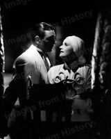 8x10 Print Clark Gable Greta Garbo The Painted Veil 1934 #GG257