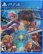 NEW Star Ocean: Integrity and Faithlessness Day One Edition Sony PlayStation 4