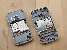 ORIGINALE Nokia n96 N 96 B-COVER | mezzi Cover | Middle Frame Silver Argento Nuovo