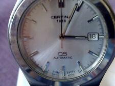 CERTINA 1888 DS Automatic Herren Armbanduhr 100M/330ft SWISS MADE
