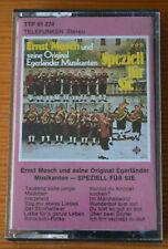 Musikkassette ERNST MOSCH Speziell für Sie (Telefunken) MC Egerländer Musikanten