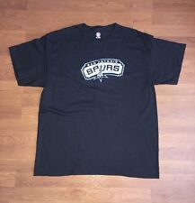 NBA Store San Antonio Spurs Jersey Shirt Custom Grandma #1 XL New Misprint Black