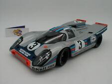 Minichamps 125716603 - PORSCHE 917K Winner Sebring 12h. 1971 Martini Design 1:12