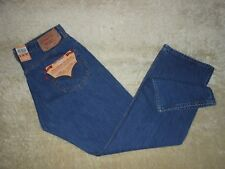 BNWT Mens Levis 501 Classic Fit Straight Jeans - Size 36x32
