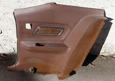 1971 1972 1973 Mercury Cougar XR7 Rear Passenger Interior Panel Dark Beige OEM