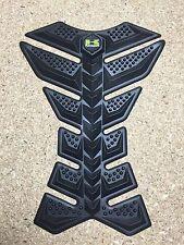 3D Rubber Motorbike Motorcycle Tank Pad Kawasaki Ninja ZX H2R Z series (Type 1)