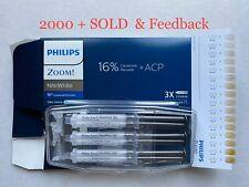 Philips Zoom Whitening 16% Nitewhite , 3x Syringe Pack , Expiry 01/22