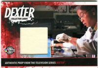 Dexter Season 4 Four Prop Card DC-P VL Latex Glove #003 out of 255