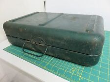 American Portable KAMPKOOK 2 Burner Camp Gas Cook Stove in Metal Carrying Case