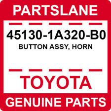 45130-1A320-B0 Toyota OEM Genuine BUTTON ASSY, HORN