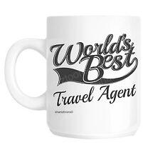 Agent de voyage World's Best Cadeau De Nouveauté Tasse Shan 903