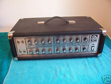 AMPEG SR4  powered 4 channel mixer, guitar amplifier VGC 1970's solid state amp