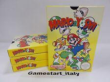 RARE Mario & Yoshi for The Nintendo Nes Boxed Complete Very Good