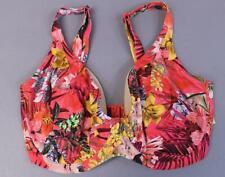 Fantasie Swim Women's Anguilla Floral Bikini Top CD4 Multi Size 34GG NWT