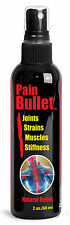 Pain Bullet African Cactus Pain Spray with Glucosamine and Chondroitin