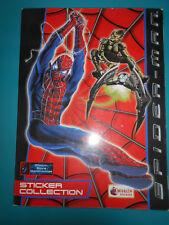 Album Merlin Spiderman movie 129/158 vignettes stickers style Panini