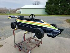 Indy Style go kart 6.5 Hp predator hemi engine with mods. Completely restored.