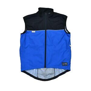 Gore Bike Wear Activent Men's Cycling Vest Jacket Size M