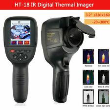 HT-18 Digital Thermal Imager IR Thermometer Handheld Infrared Imaging Camera