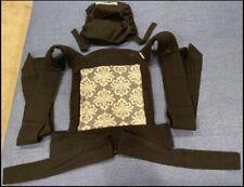 Infantino Mei Tai sash wrap with hood attachment