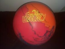 New Storm Gravity Evolve Bowling Ball | 1st | 15#1oz Top 2.55oz Pin 3-3.5""