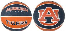 "AUBURN TIGERS BASKETBALL 9.5"" REGULATION COLLECTIBLE AUTOGRAPHS DISPLAY New!"