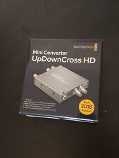 Blackmagic Design Mini Converter UpDownCross HD Model 2018 SD to HD NIB