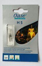 OASE H5 HALOGEN LEUCHTMITTEL G4 12V (52662)