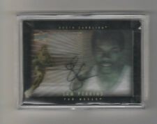 2013-14 Exquisite Collection D-SP Sam Perkins Shadowbox Auto