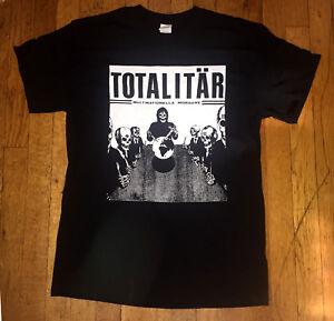 Totalitar - 'Multinationella Mördare' T-Shirt (punk kbd Mob 47 skitslickers)