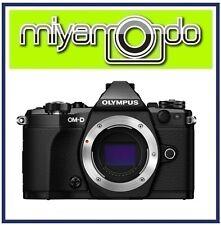 Olympus E-M5 Mark II (Black) Body Mirrorless Camera + 16GB + Bag