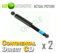 2 x CONTINENTAL DIRECT REAR SHOCK ABSORBERS SHOCKERS STRUTS OE QUALITY GS5004R