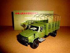 1/43 China Jiefang CA141 truck for military use
