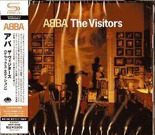 ABBA-THE VISITORS DELUXE EDITION-JAPAN SHM-CD DVD Ltd/Ed BONUS TRACK I00