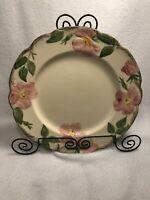 "Vintage Fransiscan DESERT ROSE Dinner Plate 10.5"""
