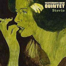 Stevie [Digipak] by Yesterdays New Quintet (CD, Apr-2004, Stones Throw) Wonder