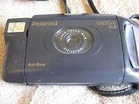 Polaroid Captiva AF SLR Instant Film Camera C6-2