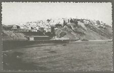 Vue de Tangiers Morocco 1910 B&W Photo on Early Divided Back Postcard UNUSED