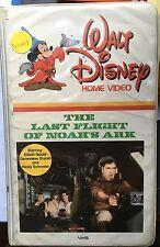 The Last Flight of Noah's Ark (VHS) 1980 adventure with Genevieve Bujold